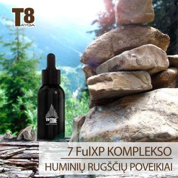 7 naudingi FulXP komplekso huminių rūgščių poveikiai
